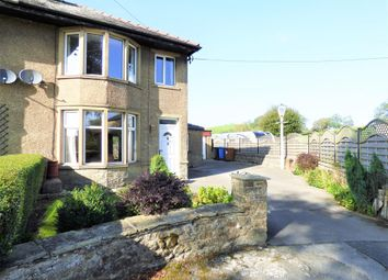 Thumbnail 3 bed semi-detached house for sale in The Green, Hellifield, Skipton