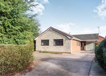 Thumbnail 3 bedroom detached bungalow for sale in Main Street, Doncaster