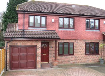 Thumbnail 5 bed semi-detached house for sale in Outwood Common Road, Billericay