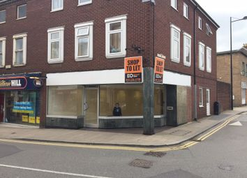 Thumbnail Retail premises to let in 55 Market Place, Uttoxeter, Stoke-On-Trent, Staffordshire