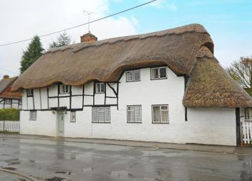 Thumbnail 3 bed cottage to rent in Main Street, East Hagbourne