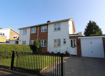 Thumbnail 3 bed semi-detached house for sale in Spring Close, Biggleswade