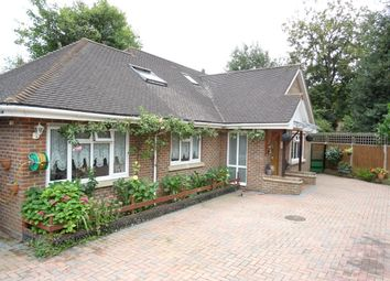 Thumbnail 3 bed detached house for sale in Meadow Way, Addlestone