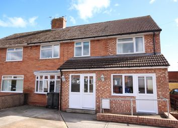 Thumbnail 5 bed semi-detached house for sale in Bircham Close, Bridgwater
