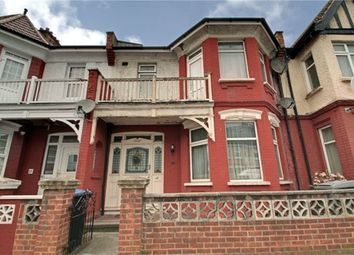 Thumbnail 4 bed terraced house for sale in Gladstone Park Gardens, London
