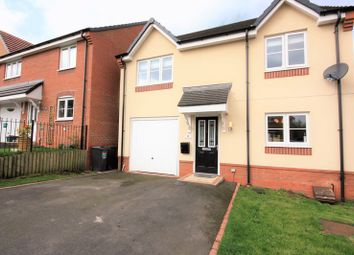 Thumbnail 4 bed detached house for sale in 85 Lamphouse Way, Newcastle