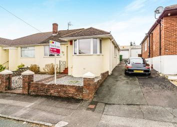 Thumbnail 2 bedroom semi-detached bungalow for sale in St. Margarets Road, Plympton, Plymouth