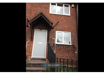 Thumbnail 2 bed terraced house to rent in Aveling Close, Surrey