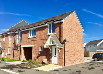 Thumbnail 1 bed property for sale in Proctor Drive, Hayward Village, Weston-S-Mare