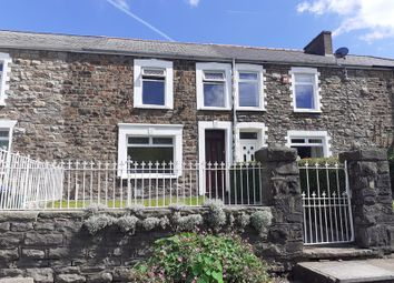 Thumbnail 3 bed terraced house for sale in Abertillery Road, Blaina, Abertillery