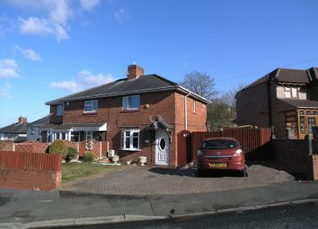 Thumbnail 2 bed semi-detached house for sale in Green Park Road, Dudley