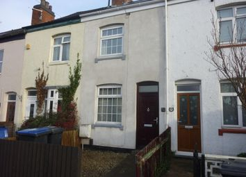Thumbnail 2 bed property to rent in Hinckley Road, Burbage, Hinckley