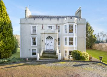 Thumbnail 3 bed flat for sale in Press Castle, Coldingham, Eyemouth