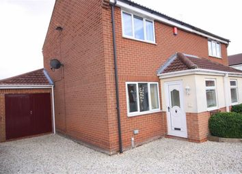 Thumbnail 2 bed semi-detached house for sale in The Maltkins, North Leverton, Nottinghamshire