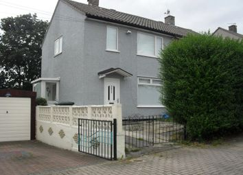 Thumbnail 2 bed semi-detached house to rent in Lymington Drive, Holmewood