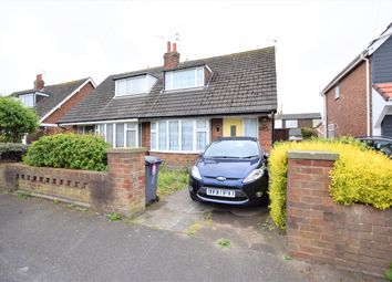 Thumbnail 2 bed semi-detached bungalow for sale in St. Michaels Road, Blackpool