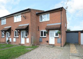 Thumbnail 2 bedroom end terrace house for sale in Sonninge Close, College Town, Sandhurst