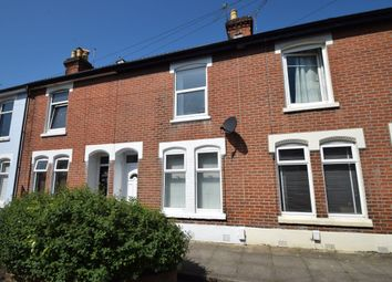 Thumbnail 2 bed terraced house for sale in Goodwood Road, Southsea