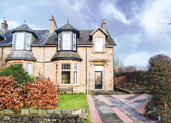 Thumbnail 5 bed semi-detached house for sale in East Princes Street, Helensburgh