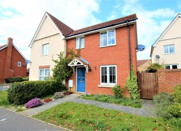 Thumbnail 3 bed semi-detached house for sale in Bishy Barnabee Way, Three Score