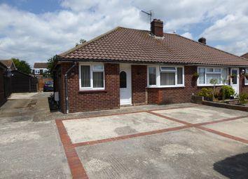 Thumbnail 2 bed bungalow to rent in Hazel Road, Bognor Regis