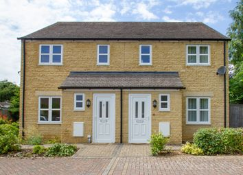 Thumbnail 3 bed semi-detached house to rent in Huggett Close, Carterton