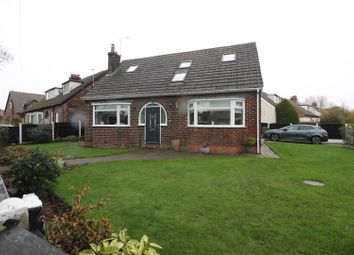 Thumbnail 3 bed detached bungalow for sale in Kenilworth Road, Urmston, Manchester
