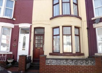 Thumbnail 3 bed terraced house for sale in Waltham Road, Liverpool, Merseyside