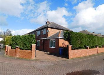 Thumbnail 4 bed semi-detached house for sale in Kings Grove, Stretford, Manchester