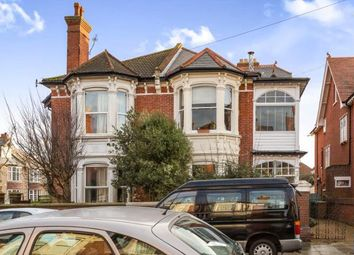 Thumbnail 3 bed flat for sale in Brading Avenue, Southsea