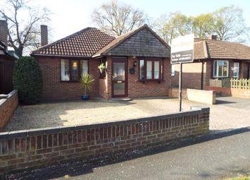 Thumbnail 2 bed bungalow for sale in Harold Road, Stubbington, Fareham