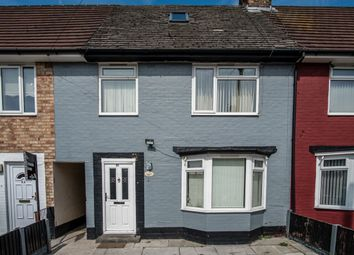 Thumbnail 3 bed terraced house for sale in Greyhound Farm Road, Speke, Liverpool