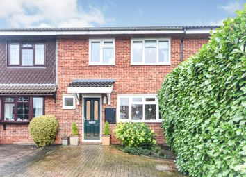3 bed terraced house for sale in Queensland Crescent, Chelmsford CM1