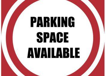 Thumbnail Parking/garage to let in Pepper Street, London