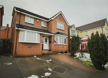 Thumbnail 4 bed detached house for sale in Douglas Close, Blackburn, Lancashire