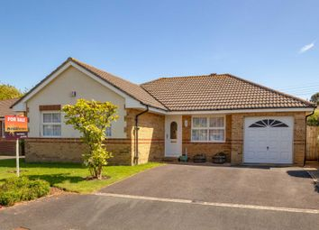 Thumbnail 3 bed detached bungalow for sale in Candish Drive, Elburton