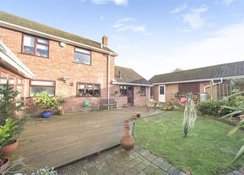 Thumbnail 5 bed detached house for sale in Tadley Hill, Tadley, Hampshire