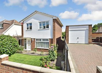 Thumbnail 3 bed detached house for sale in Frindsbury Hill, Frindsbury, Rochester, Kent