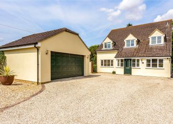 Thumbnail 4 bed detached house for sale in School Lane, Castle Eaton, Wiltshire