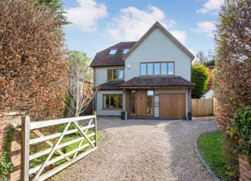 Thumbnail 5 bed detached house for sale in Northfield Avenue, Lower Shiplake, Henley-On-Thames