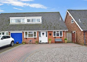 Kingscote Road, Cowplain, Waterlooville, Hampshire PO8. 3 bed semi-detached house for sale