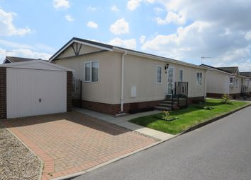 Thumbnail 2 bed mobile/park home for sale in Geneva Avenue, Martlesham Heath, Ipswich