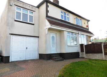 Thumbnail 3 bed semi-detached house to rent in Woodthorpe Road, Sheffield