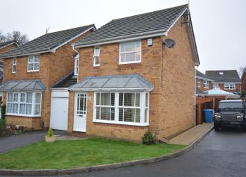 3 bed link-detached house for sale in Edwina Drive, Poole BH17