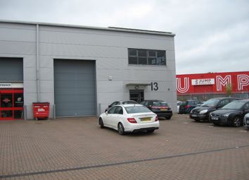 Thumbnail Warehouse to let in Ashton Road, Romford