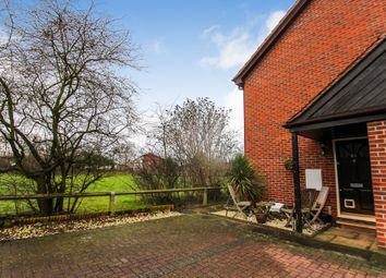 Thumbnail 1 bed end terrace house for sale in Weldon Drive, West Molesey
