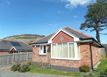 Thumbnail 3 bed detached bungalow for sale in Awel Y Castell, Llandudno Junction