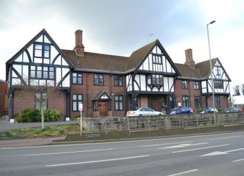 Thumbnail 2 bed flat for sale in Reigate Road, Ewell, Epsom