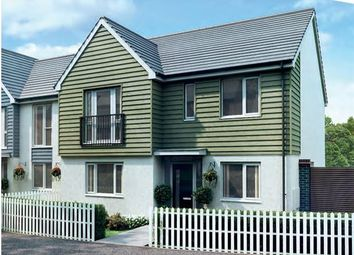 Thumbnail 4 bedroom detached house for sale in Plot 53, The Barlow, Glan Llyn, Llanwern, Newport