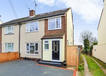 Thumbnail 5 bed semi-detached house for sale in Home Hill, Swanley, Kent